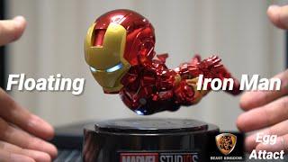 [Beast Kingdom] Egg Attack Iron Man Mark3 Magnetic Floating …