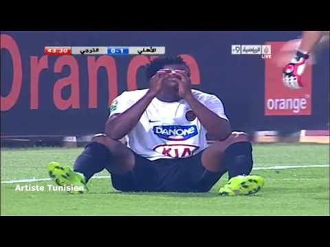 CL 2010 Al Ahly SC (Egypt) vs Espérance Sportive de Tunis (2-1) Résumé du Match 01-10-2010