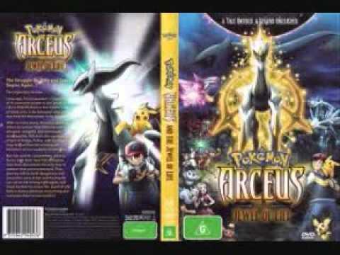 Pokemon Arceus And The Jewel Of Life Full Movie Youtube