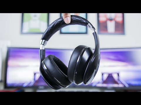 Samsung Level Over Headphones Review!