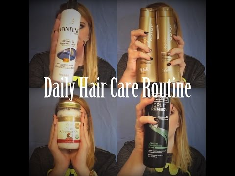 Daily Hair Care Routine | Beth Feimster