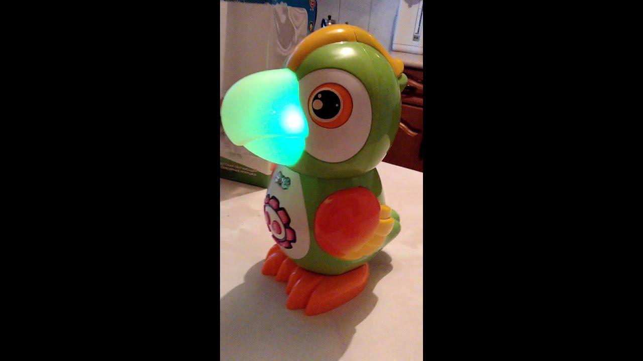Инструкция для интерактивной игрушки умный кеша