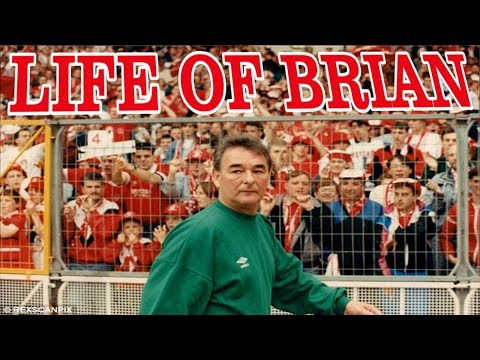 BRAIN CLOUGH OBE | WORLD IN ACTION | THE LIFE OF BRIAN 1993