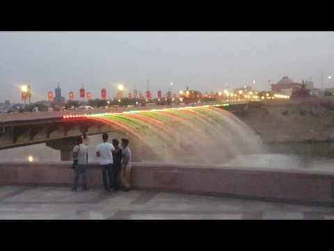 gomti river bridge @gomti nagar lucknow
