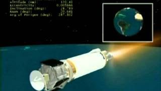 Juno Mission Launched: 5 Aug 2011