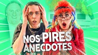 Nos Pires Anecdotes - Viviane & Antho