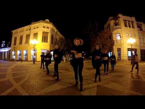 "Jazz-Funk Choreo by Nastya Koba - Bobby Newberry ""Flight from Paris"""