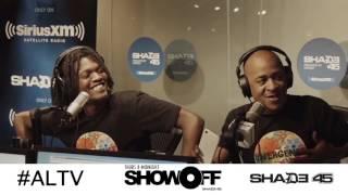 Buckshot and Kenny Marcellus Showoff Radio Freestyle w/ Statik Selektah Shade 45 Ep. 07/06/17