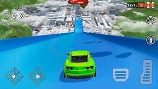 Mega Ramp Car Simulator Game- New Car Racing Games #2 - Android Gameplay screenshot 4