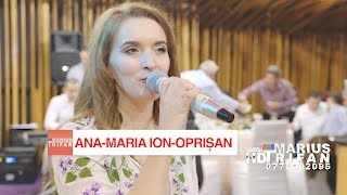 Ana-Maria Ion-Oprisan LIVE 2017 Ziua Femeii - Colaj Ascultare, Hore, Sarbe NOU 8 Martie
