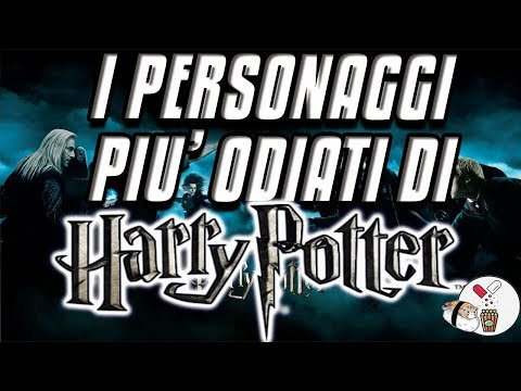 I personaggi pi odiati di Harry Potter!