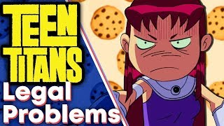 The Teen Titans Drug and Cookie War