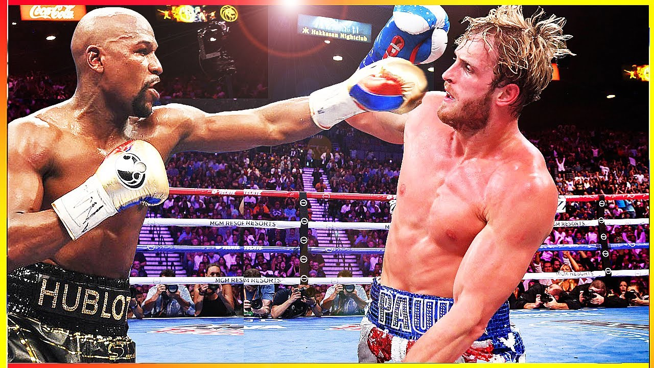Mayweather exhibition match against YouTuber Logan Paul back on ...