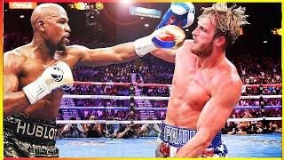 Floyd Mayweather Jr. vs  Logan Paul SUPER EXHIBITION FIGHT