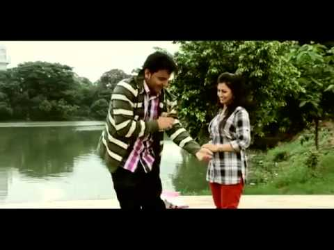 Bangla Eid Song  MON By Rakib & Anika   Bangla New song 2013  MD:-A-H-A