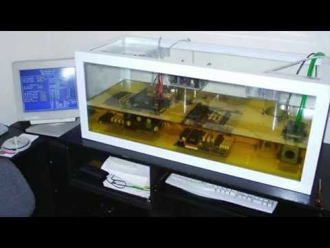 видео: Тюнинг компьютера. computer case modding