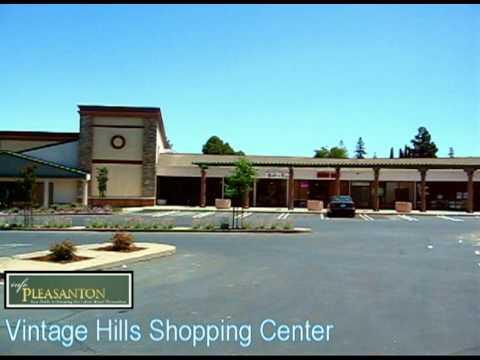 Vintage Hills Shopping Center Pleasanton, CA