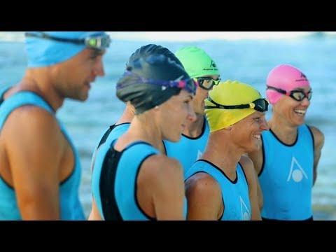 59000e206cd0a Aqua Sphere Triathletes. Aqua Sphere Swim