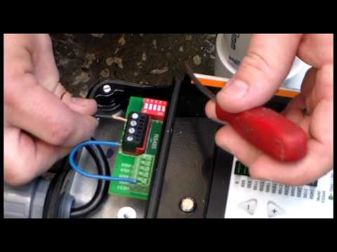speck easyfit 3rd party controller wiring part 1 youtube rh youtube com Payne Heat Pump Wiring Diagram Hayward Pool Pump Wiring Diagram