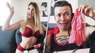 MEINE REAKTION auf Victoria's Secret Unterwäsche | Cheng thumbnail