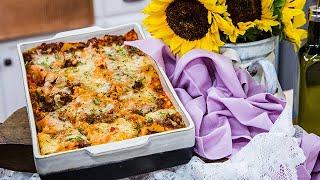 Mathison Family Lasagna - Home & Family