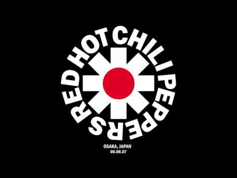 Red Hot Chili Peppers live Osaka, JP 6/08/2007 ((FULL SHOW))