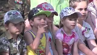 Казачий фестиваль в Новошахтинском индустриальном техникуме