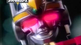 Super Sentai Mecha (Megazord) Commercials (Gorenger - Boukenger)