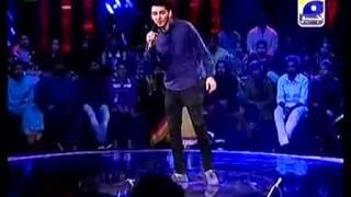 "Pakistan Idol Episode 15_ ""Syed Asad Ali Zaidi"" Singing In Top 24 Round"