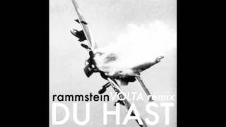 Rammstein - Du Hast (Volta remix)