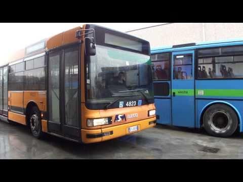 AMT Consegna Ad ASM Rieti Il Quarto Autobus Ex. ATM Milano