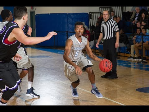 Essien Epps Records 1,000th Career Point