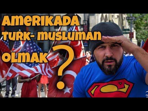 Amerikada Turk-Musluman Olmak!