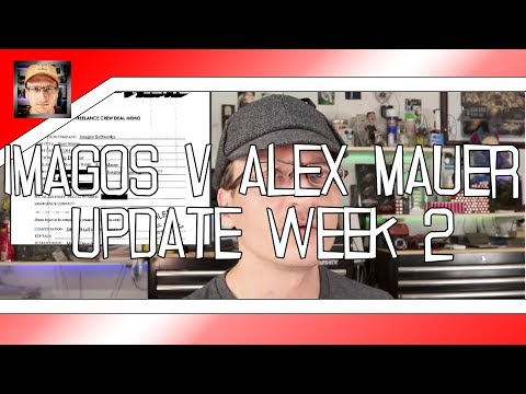 Official: Imagos v. Alex Mauer - Week 2 - The Complaint