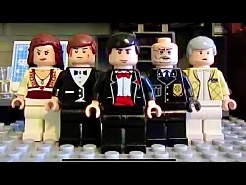 lego james bond 007 james bond custom minifigure. Black Bedroom Furniture Sets. Home Design Ideas