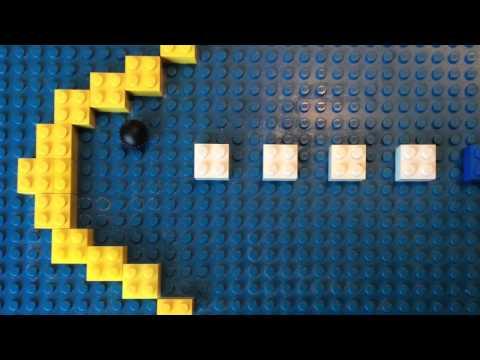 Pac Man Lego