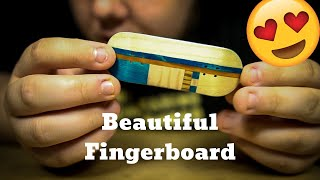 Fingerboard from South Korea! (Words Decks Unboxing)