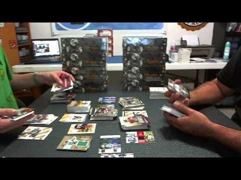 2013 Prestige Football 12 Box Case Break #1