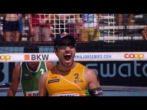 Beach Volleyball is back - The 2016 Swatch Major Series season