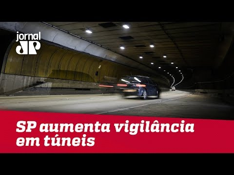 Novos Radares De Velocidade Começam A Funcionar No Túnel Ayrton Senna