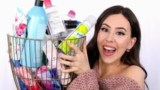 A Year Worth of Empties!! || Makeup & Skincare Products I've Used Up + Reviews