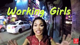 Philippines Vlog - Working Girls and Street Food