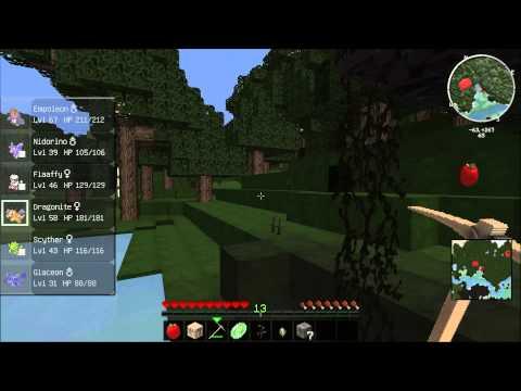 Let's Play Together Minecraft Pixelmon Part 1 (Drake Server Projekt!) (Interaktiv)