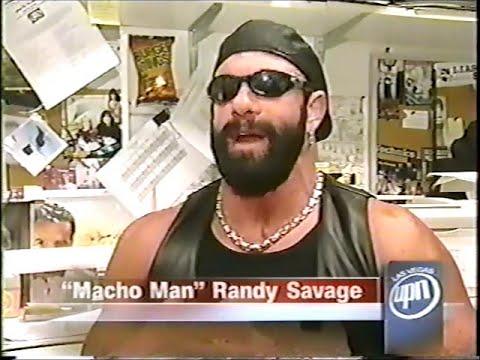 Macho Man Randy Savage on his rap career & Hulk Hogan [2003]