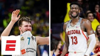 2018 NBA Mock Draft Special The top 5 picks ESPN