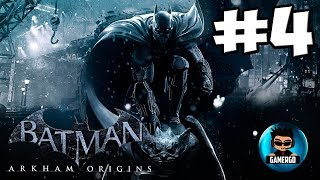 Batman Arkhram Origins Pc Gameplay #4 HD | No Comentado | Español Latino |  GeryGamer