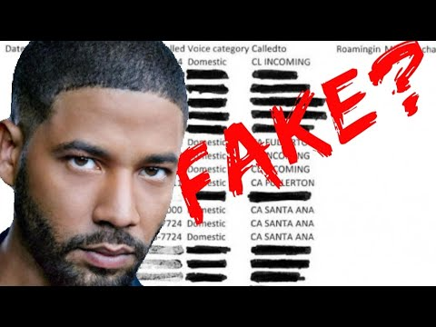 Jussie Smollett Gave Police Fake Phone Records?| Chicago Police Demands Real Phone Records Mp3