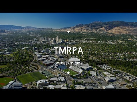 Truckee Meadows Regional Planning Agency | October 11, 2017