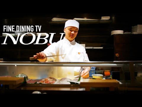 Nobu - Inside Robert De Niro & Nobu Matsuhisa's Japanese Fusion Restaurant