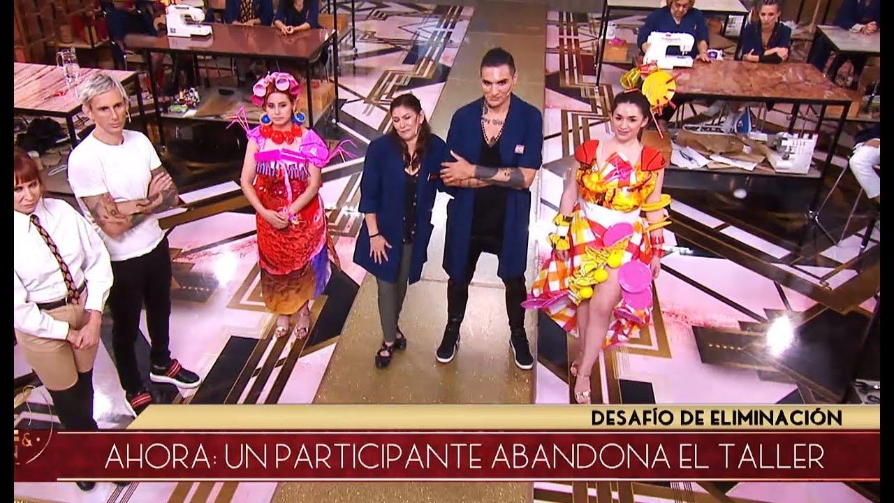 Corte Y Confeccion Programa 11 02 19 Homenaje A Las Divas Youtube